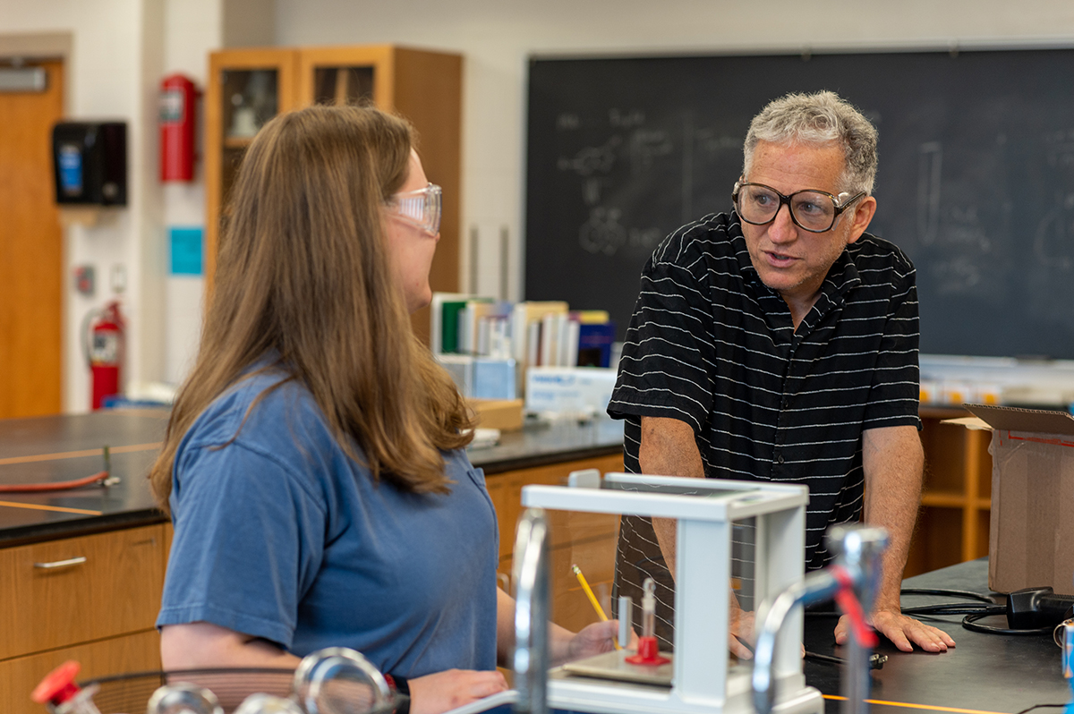 Transylvania chemistry professor receives grant to fund student research