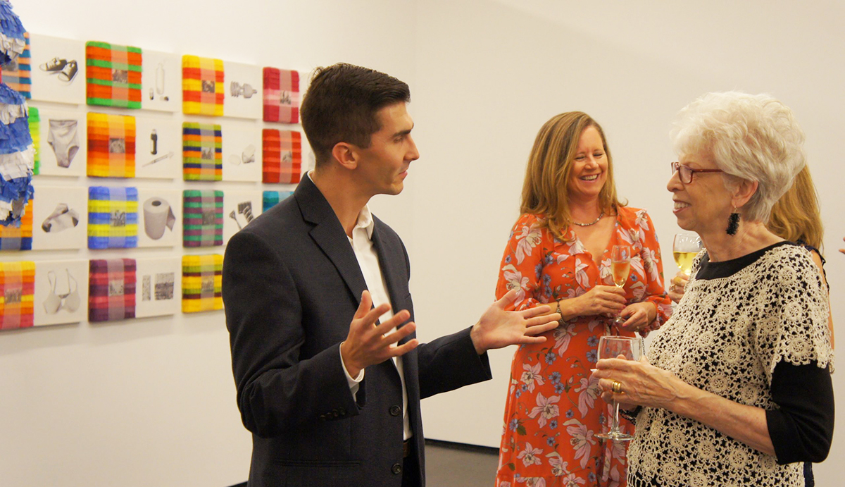 From art major to art engager, Transylvania alumnus is out to democratize the art experience
