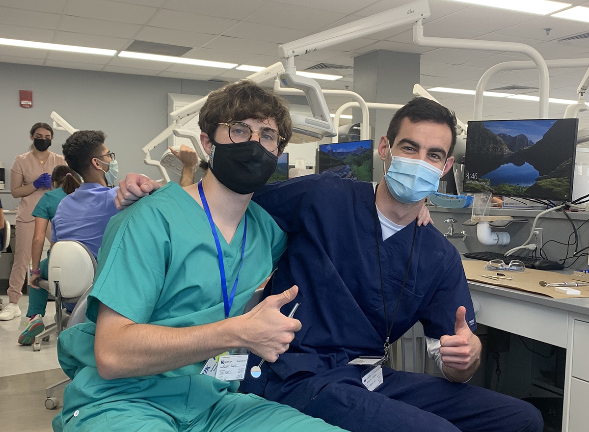 Program offers career prep for Transylvania pre-dental students interested in working with underserved Kentuckians