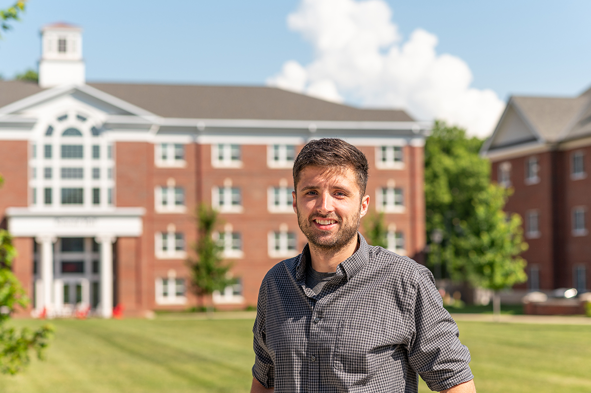 Transylvania's new housing and residence life director committed to 'dynamic' campus experience