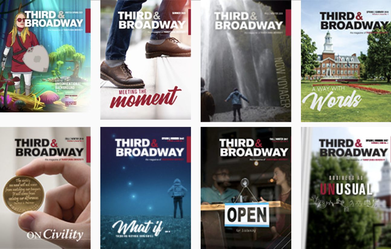 Transylvania seeks reader input on Third & Broadway magazine