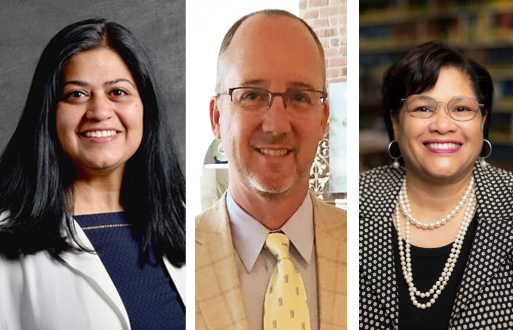 Transylvania welcomes three 'proven leaders'  to Board of Trustees