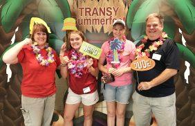 family at summerfest