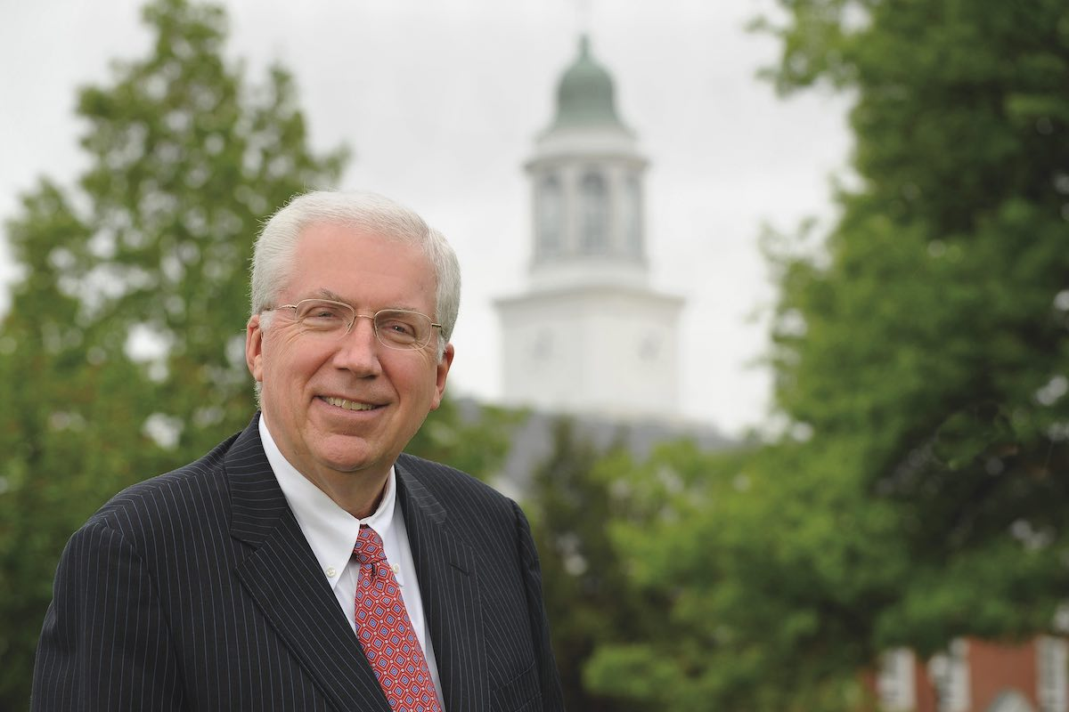 Former Transylvania President Shearer to be inducted into UK Hall of Distinguished Alumni on Friday