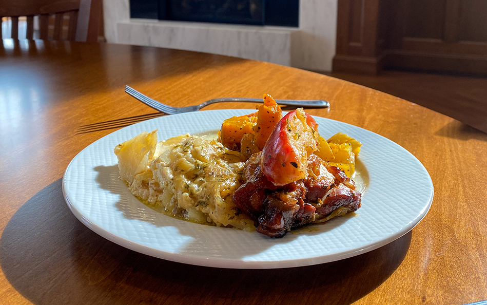 Close-to-home cooking: Transylvania hosts Eat Local Challenge