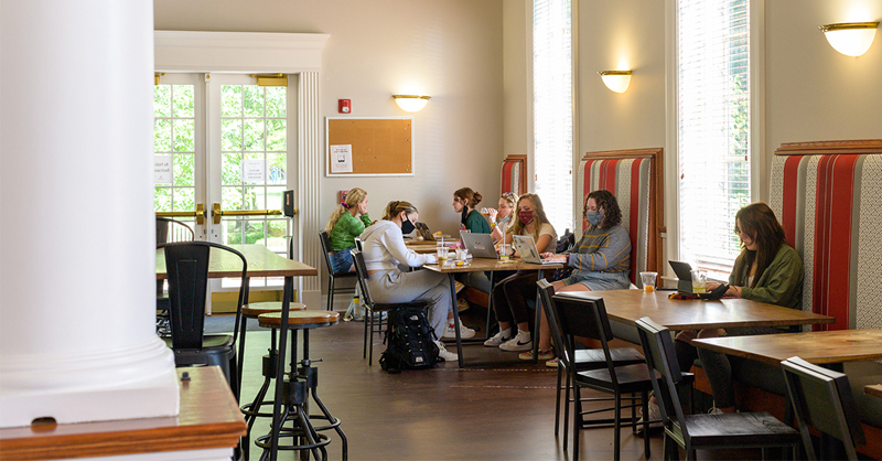 Newly reopened Transylvania cafe serves up fresh look
