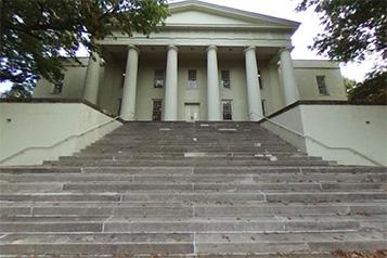 Old Morrison on Transylvania University campus