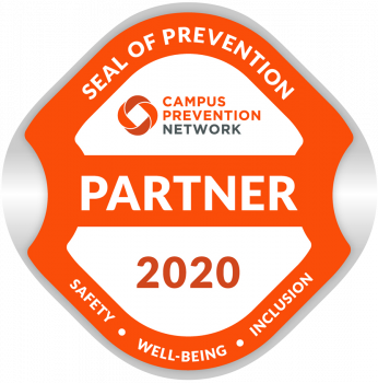 2020 Campus Prevention Network Seal of Prevention