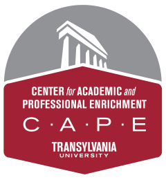CAPE | Center for Academic and Professional Enrichment