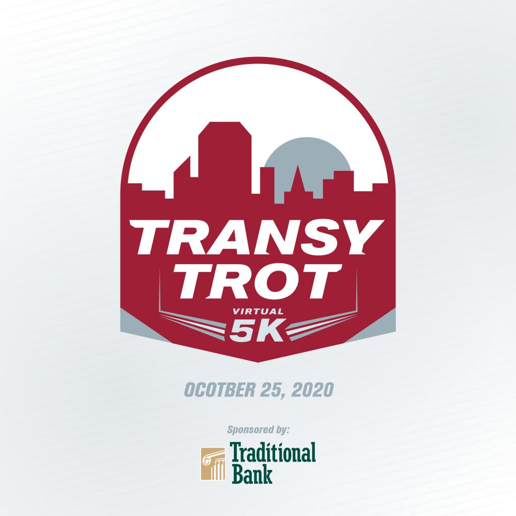 Logo for Transy Trot Virtual 5K