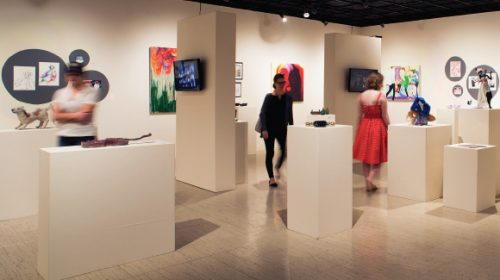 2021 Juried Student Art Exhibition