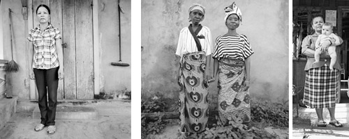 Rural Women: Photographs by Maxine Payne