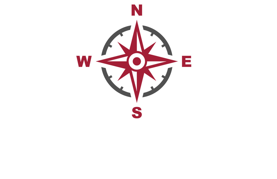 Crimson Compass Logo