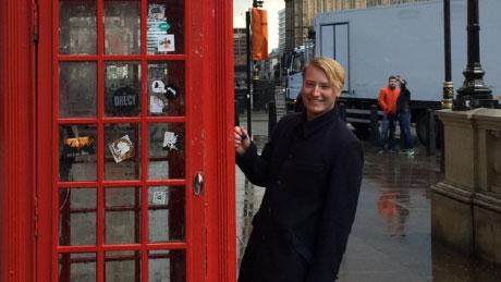 Jackson Bishop in London