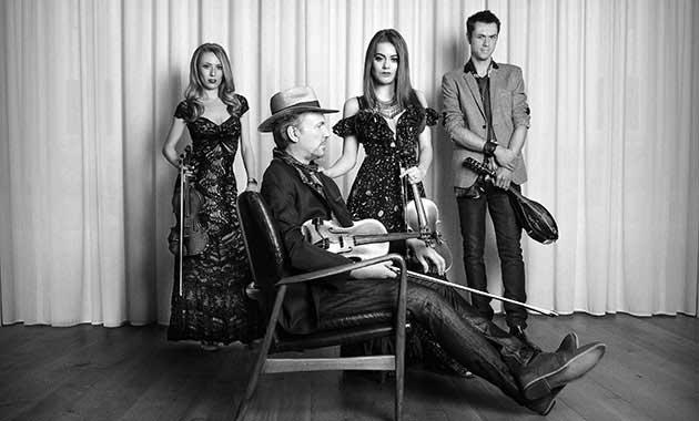 Photo of Mark O'Connor & The O'Connor Band