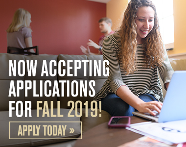 Now Accepting Applications for Fall 2019! Apply Today.