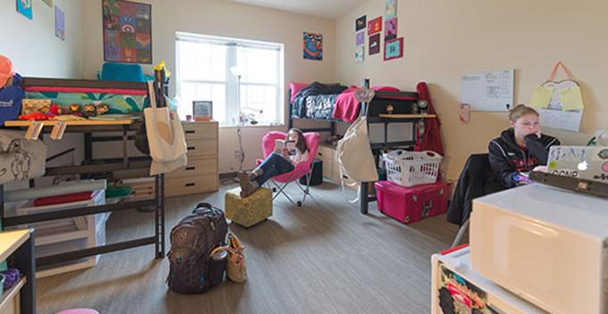 Bassett Room Interior