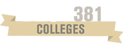 Best 381 colleges - Princeton Review, 2017