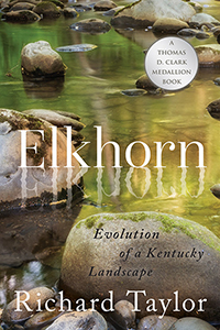 Richard Taylor - Elkhorn book cover