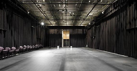Little Theater Interior