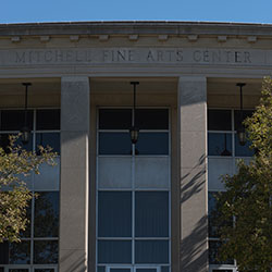 Mitchell Fine Arts Exterior