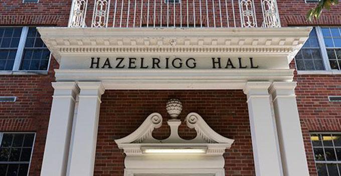 Hazelrigg Exterior