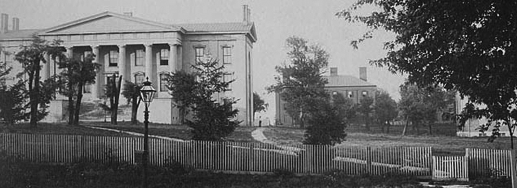 historic photo of Old Morrison