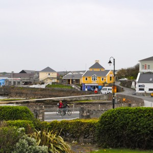 Costal Ireland town