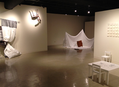 Enigmatic Remembrances installation
