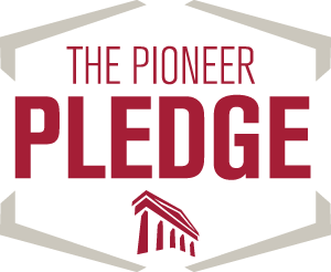 The pioneer pledge