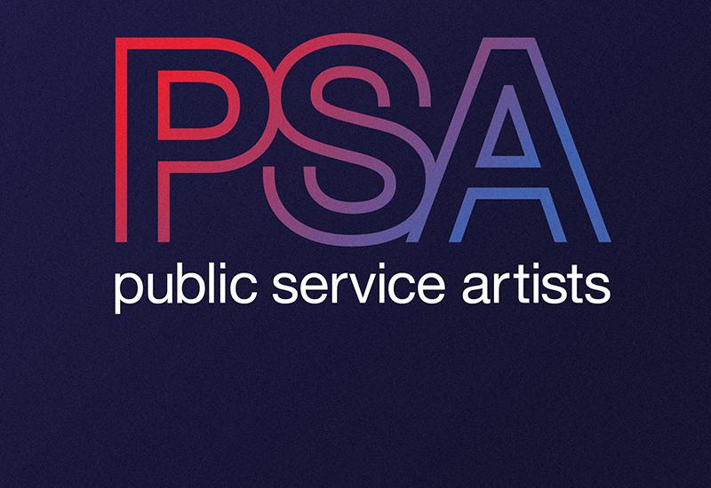 PSA: Public Service Artists