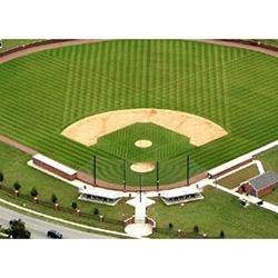 Ariel View of Field