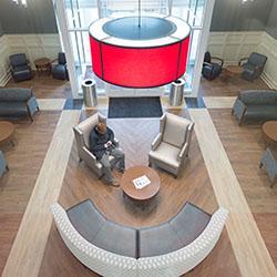 Pioneer Lobby