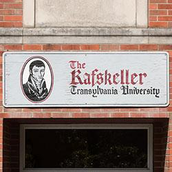 Rafskeller Entrance
