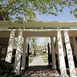 Rosenthal Entrance