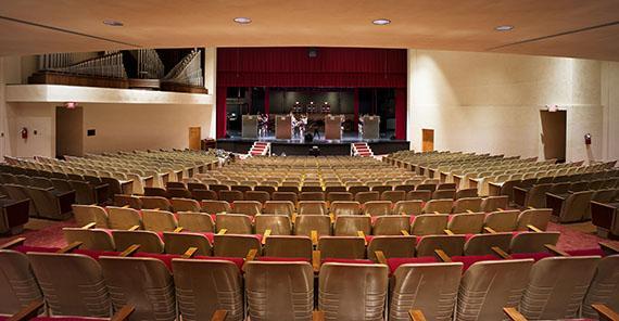 Haggin Auditorium