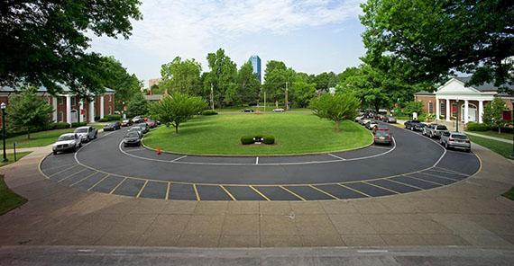 Old Morrison Circle