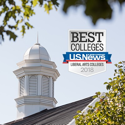 U.S. News Best Colleges - Liberal Arts Colleges 2018