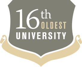 16th oldest University in the United States